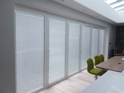 Magnetically Operated Betweenglassblinds Between Glass